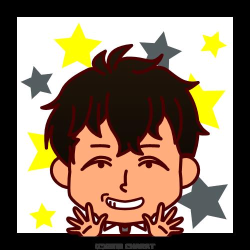 ナカオ(男子) //営業